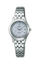 SEIKOセイコー腕時計ソーラー電波時計エクセリーヌSWCW023