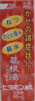 【指定第2類医薬品】かぜの諸症状に、ヒラミン液K小児用48ml