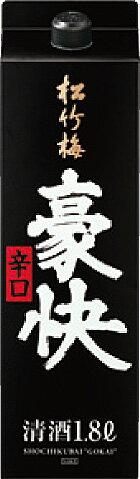 宝(タカラ)酒造 佳撰松竹梅「豪快」辛口 紙パッ...の商品画像
