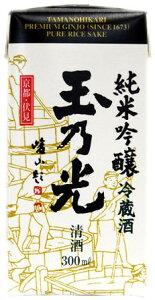 玉乃光 純米吟醸 紙パック×10個