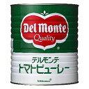 デルモンテ トマトピュ−レ 1号缶 お中元 ギフト