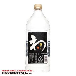 25度サントリー 麦焼酎 わんこ ペット 2.7L(2700ml)