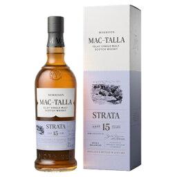 マクタラ ストラータ 15年 700ml モリソン スコッチウイスキー ディスティラーズ お歳暮 御歳暮 ギフト