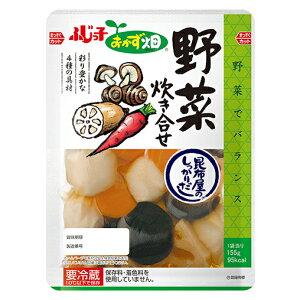 【クール便】ふじっ子 おかず畑 野菜炊き合せ 155g 217円