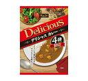 ハチ食品 デリシャスカレー 甘口 170g×4袋 680g 315円【 Hachi Curry カレー 】