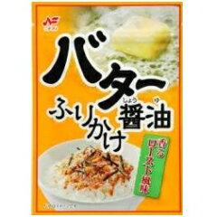香るロースト風味!ニチフリ バター醤油ふりかけ 27g 1袋 103円