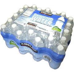 カークランドシグネチャー ドリンキングウォーター 500mlx35本 791円【water,Costco,水,コストコ】