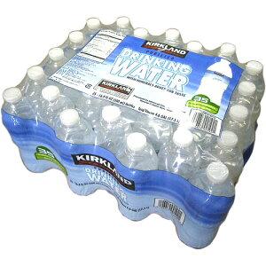 カークランドシグネチャー ドリンキングウォーター 500ml 39円x35本 1365円【water,Costco,水,...