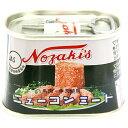 缶切り不要!馬肉主体のコンビーフ!ノザキ ノザキのニューコンミート 100g 1缶 179円