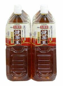 カルピス 健茶王 2L ペットボトル 484円x6本セット 2904円