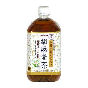 サントリー 胡麻麦茶 1L ペットボトル 1本 429円