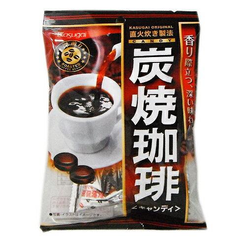 春日井 炭焼珈琲 100g 1袋 165円【コンビニ受取対応商品】