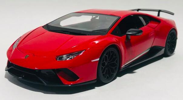 車, ミニカー・トイカー Lamborghini Huracan Performante Red 118 Maisto 3030