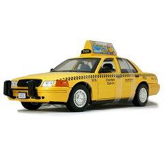 Checker Cab Co. Yellow 1/18 Motor Max 8000円【ニューヨーク チェッカー キャブ タクシー NY ...