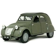 1952 Citroen 2CV gray MAISTO 1/18 6389円 【マイスト,シトロエン,フランス車,グレー】