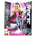 バービー ドール ファッショニスタ 6000円【Barbie Doll Fashionistas In the Spotlight ブロンドヘア ミュージック ライトアップ ロック】