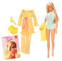 Barbie My Favorite Time Capsule 1971 Malibu Doll 9500円【バービー カプセル 黄色 マリブ ドール 人形】