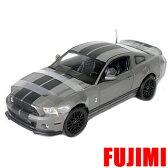 2013 Ford Shelby GT 500 gry 1/18 12963円【ミニカー フォード シェルビー GT500 グレー マスタング】【コンビニ受取対応商品】