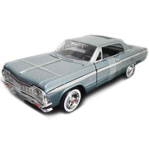 1964 Chevrolet Impala GY 1/24 MOTORMAX 3612円 【 シボレー インパラ モーターマックス アメ...