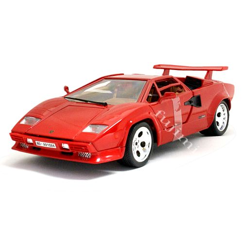 lamborghini countach 5000 quattrovalvole 1 18. Black Bedroom Furniture Sets. Home Design Ideas