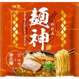 明星 麺神 神太麺×旨 味噌 155円×10袋 1550円