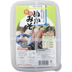 このまますぐに漬けられる!東海漬物 熟成 ぬかみそ 1.2kg 398円
