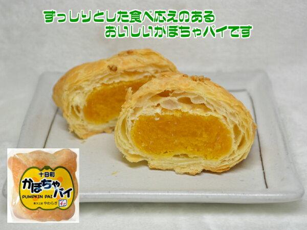 十日町焼菓子かぼちゃパイ5個セットお菓子スイーツ美味しいお菓子おいしいかぼちゃカボチャ新潟ご当地お取り寄せスイーツ