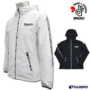 エステルリップニットパーカー (GE0550)スパッツィオ(Spazio) ジャージトップ トレーニングジャケット