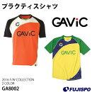 プラクティスシャツ(GA8002)【ガビック/GAViC】ガビック半袖プラクティスシャツ