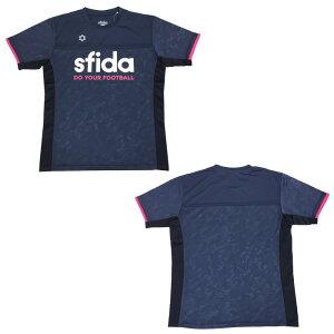 プラクティスシャツ&インナーシャツセット(SA17A01)【スフィーダ/SFIDA】スフィーダプラクティスシャツ+インナーシャツセット
