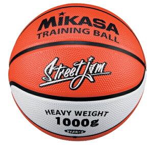 ミカサ MIKASA  バスケットボール  トレーニング用バスケットボール5号 1kg  B5JMTR-O 【取り寄せ品】