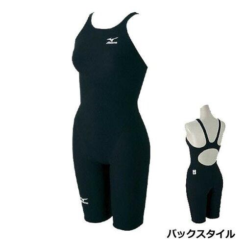 Mizuno ミズノ レディース 競泳水着 GX-FITS ハーフスーツ 85OC200