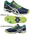 【あす楽対応】 asics アシックス テニスシューズ ゲルソリューションスピード3 TLL766 5001カラー