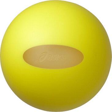 【取り寄せ品】 asics アシックス GGG037 グラウンドゴルフボール ハイパワーボール スタンダード イエロー