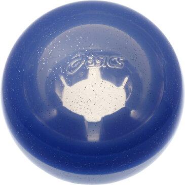 【取り寄せ品】 asics アシックス GGG331 グラウンドゴルフボール ハイパワーボール ストレート クリア ブルー
