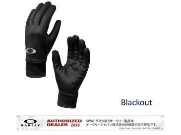 OAKLEY FALL 2018 Fleece Glove 【94317】
