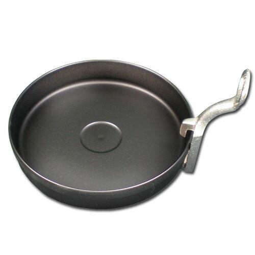 トキワ「鉄製すき焼き鍋・ハンドル付」22cm