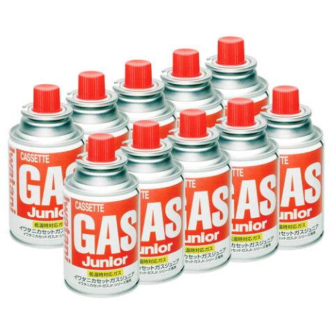 イワタニ カセットガスジュニア業務用 10本組〈GKS-55〉