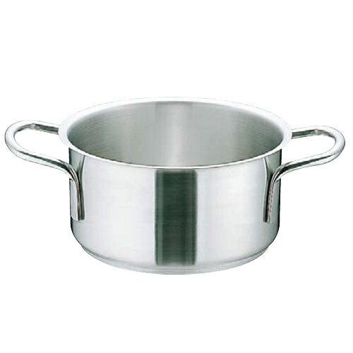 Murano(ムラノ)インダクション18-8 外輪鍋(蓋無)36cm 〈AST-H9〉