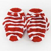 【初誕生】【1才】【餅踏み】【餅担ぎ】『初誕生紅白わらじ』