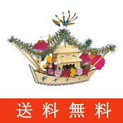 精霊舟(小)柾(102cm×75cm×29cm/全長×全高×幅)