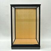 人形用ガラスケース(前扉式)『30−15』(内寸:幅30cm×奥行26cm×高さ45cm)
