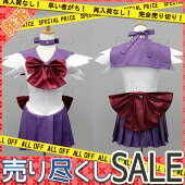美少女戦士風セーラー服(紫)