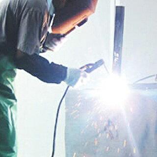溶接火花遮断用シート190×192cm(4枚)・瞬間耐熱:1300℃、連続使用:250℃【HLS_DU】