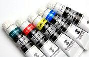 【ターナー色彩】天然樹脂系不透明絵具ポスターカラー普通色11ml単色
