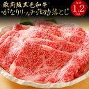 黒毛和牛<かなりリッチな切り落とし すき焼き肉 >300g×4パック チョイワル