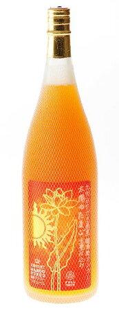 フルフル太陽のたまご完熟マンゴー梅酒11度1800ml【国産マンゴーの頂点】を実感してください。