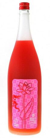 フルフルドラリオン9度1800ml【フルフル完熟マンゴー】の季節限定版、ドラゴンフルーツのお酒!