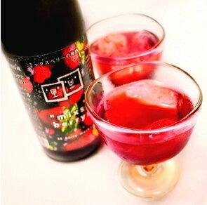 ぱるふぇミックスベリー梅酒9度1800ml05P25Sep09
