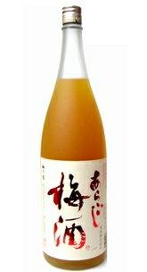 梅乃宿あらごし梅酒12度1800ml